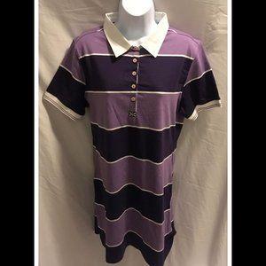 Size XL Johnny Lambs Shirt Dress